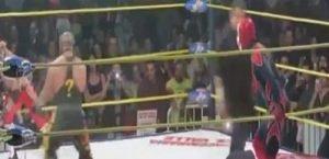 Ringde inanılmaz Ölüm Dövüş Showu Devam etti.