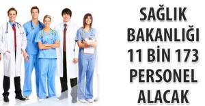 Sağlık Bakanlığı 2016'da 11.173 Sağlık Personeli Alımı İlanı