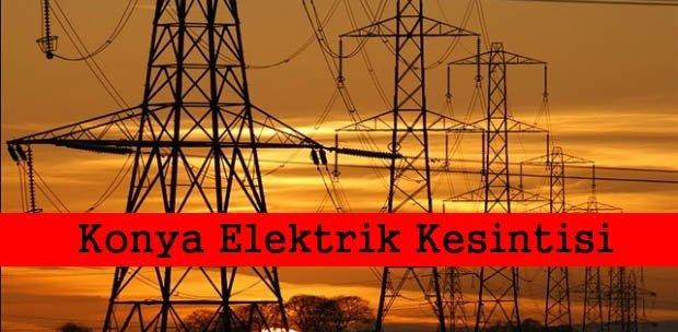 Konya Elektrik Kesintisi Arıza Telefonu ve Güncel Bilgiler