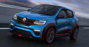 Renault Kwid Racer 2016-2017 Özellikleri ve Foto Galeri