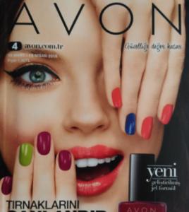 2016 Avon Nisan Kataloğu K4 Yeni Ürünler ve İnanılmaz Fırsatlar