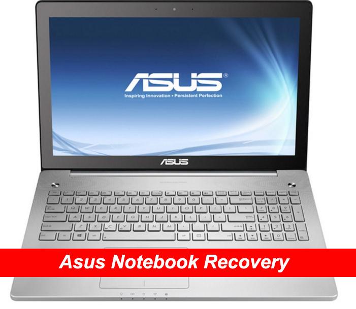 Asus Notebook Win 8,Win 10 Recovery Tuşu ve Nasıl Yapılır?