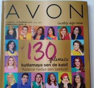Yeni Avon K6 Mayıs Kataloğu ve 2016 Avon Yaz İndirimleri