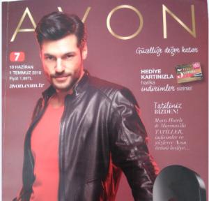 Yeni Avon K7 Haziran Kataloğu ve Avon Yaz Ürünleri