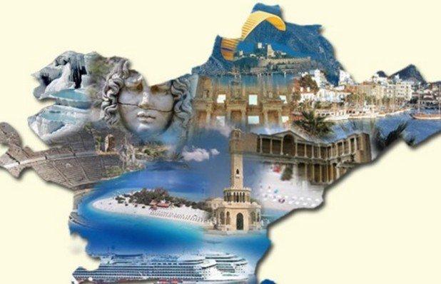 Yaz Geldi! Ege Bölgesinin Gezilecek Görülecek Turistik Yerleri