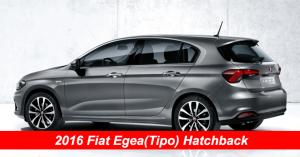 2016 Fiat Egea(Tipo)Hatchback(HB) Resim Özellik ve Fiyatları