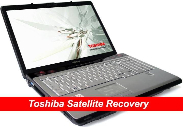 Toshiba Satellite Recovery(Sıfırlama) Tuşu ve Nasıl Yapılır?