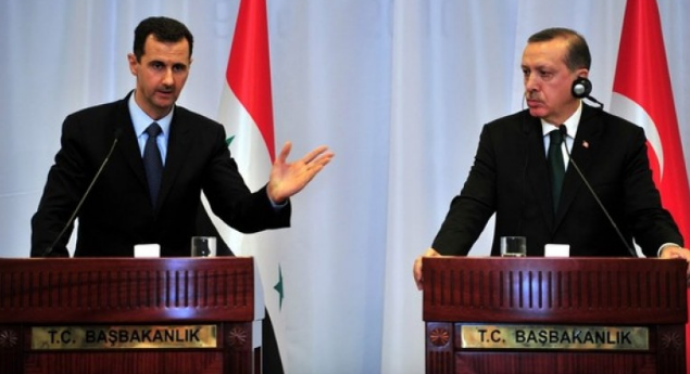 2016 ve Sonrası Türkiye'nin Suriye ve Esad Politikası…