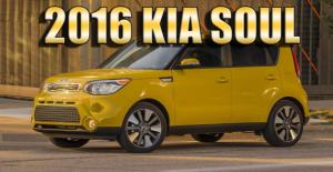 2016 Yeni Kia Soul Fiyatı ve Teknik ,Yeni Teknolojik Özellikleri