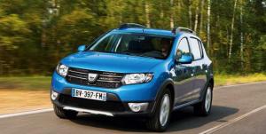 2016 Dacia Sandero Stepway 1.5 DCI Dizel Otomatik Fiyatı