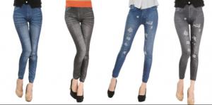 Bayanlarda Vücut Tipine Göre Kot Pantolon Modeli Seçimi…
