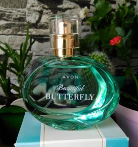 avon butterfly edp