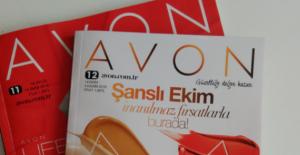 Avon K12 2016 Kataloğu Ve Ekim Ayı İndirimli Ürünler