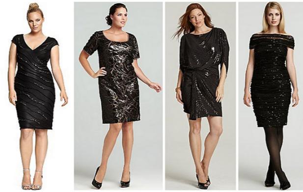 Fazla Kiloları Saklamak ,Kilolu Kadınlar İçin Kıyafet ve Renk Önerileri