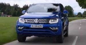 Volkswagen Amarok 2017 Fiyatı ve Tüm Özellikleri ve Detaylar
