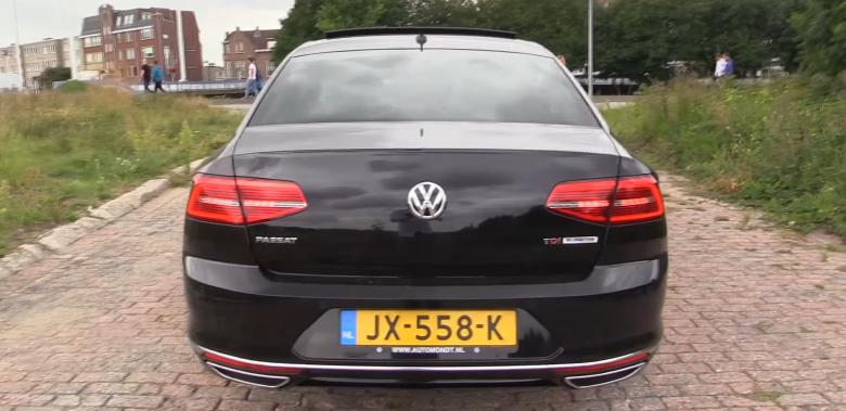 Volkswagen Passat 2017 -incelemesi