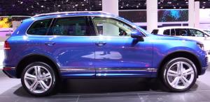 Yeni Volkswagen Touareg 2017 Fiyatı ve Özellikleri