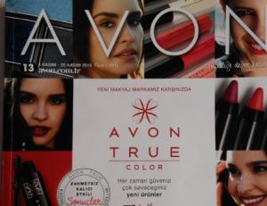 Avon K13 2016 Kasım Kataloğu Ve İndirimli Ürünler