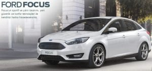Yeni Ford Focus 2017 Model Fiyatı Tasarımı Özellikleri ve İncelemesi
