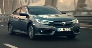 Yeni Honda Civic 2017 Fiyatı ve Teknik Özellikleri