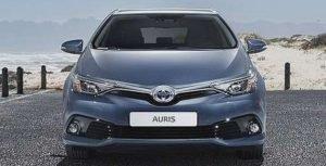 Toyota Auris 2017 Fiyat Listesi ve Teknik Özellikleri İncelemesi