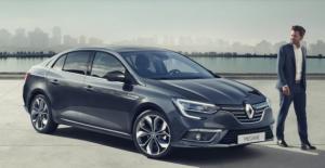 Yeni Renault Megane Sedan 2017 Fiyatı ve Özellikleri