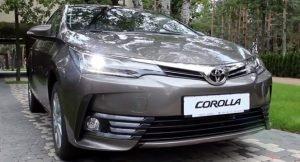 Yeni Toyota Corolla 2017 Fiyatı, Özellikleri ve Teknik İncelemesi