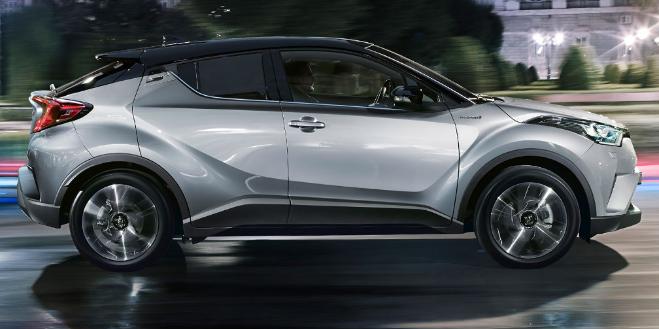 Toyota C-HR 2017 Model Fiyatı İncelemesi ve Tüm Özellikleri