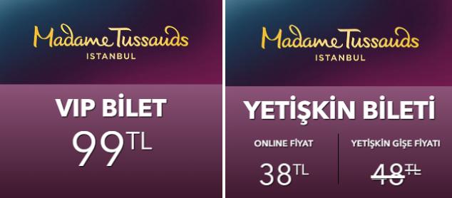 Madame-Tussauds-istanbul-giris-ucreti-vip-normal