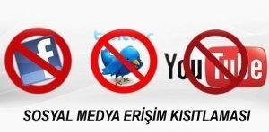 04 Kasım 2016 Twitter Facebook ve Youtube Erişimi Yavaşlığı ve Yasağı