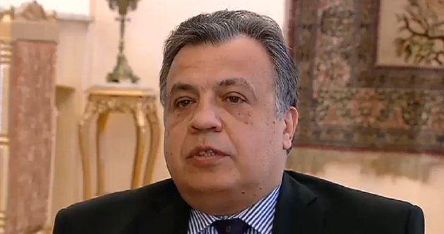 Rus Büyükelçi Vuruldu. Rus Ankara Büyükelçisi Suikaste Uğradı
