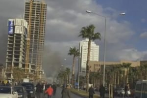 İzmir Adliyesinde Patlama -Adliye Binasında Teröristlerle Çatışma Yaşanıyor…