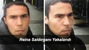 Reina Katliamını Yapan Saldırgan İstanbul Esenyurt'ta Yakalandı