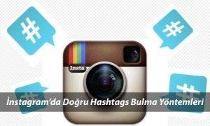 Instagram'da Daha Çok Beğeni Almak İçin Doğru Hashtagler Nasıl Bulunur?