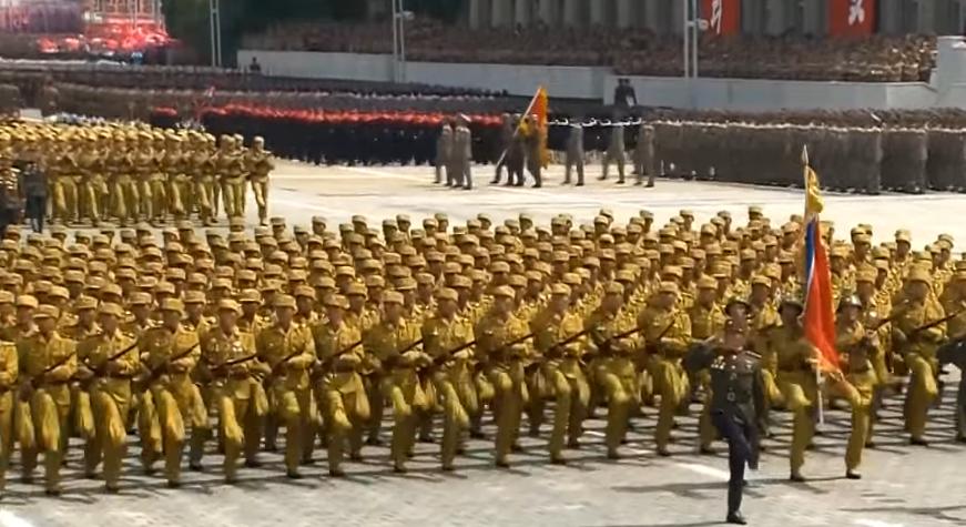 kuzey-kore-askeri-gucu