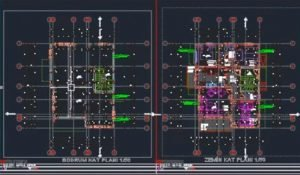 Ücretsiz Autocad Benzeri Mimari Çizim Programları(Autocad Alternatifleri)