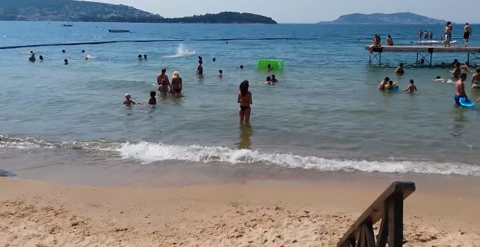 Büyükada Denizi Nasıl? Suyu Sıcak mı Soğuk mu? Dalgalı mı? Derin mi? Sığ mı? Temiz mi?