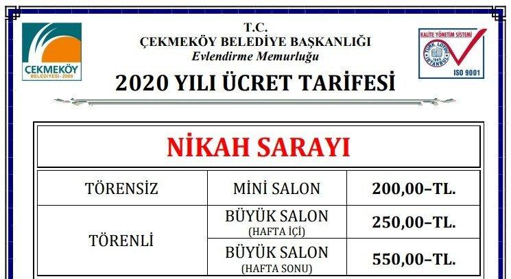 cekmekoy-belediyesi-nikah-ucretleri-2021