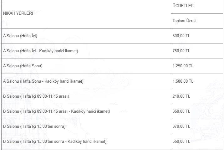 kadikoy-belediyesi-nikah-ucretleri-2021