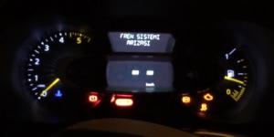Renault Clio 4 Fren Sistemi Arızası – Direksiyon Arızası -Antipatinaj Devre Dışı Arızası Çözümü