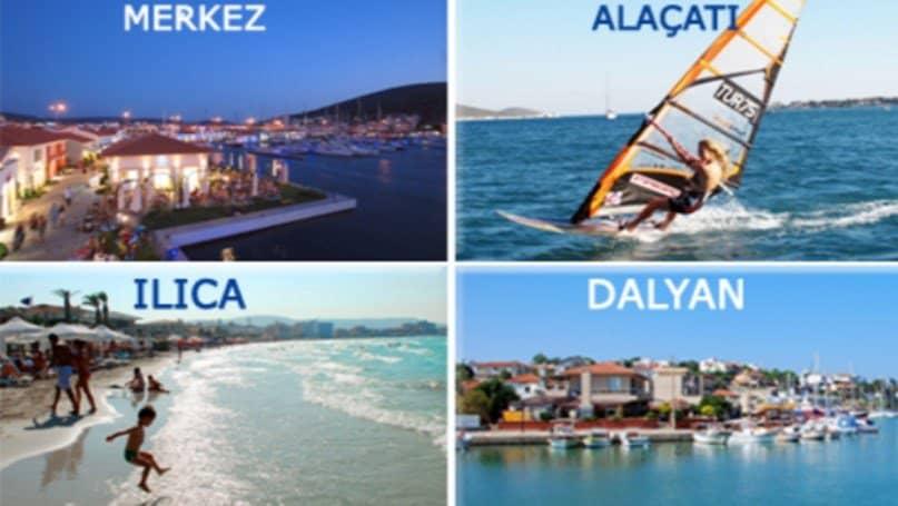 Çeşme Beach ve Plaj Giriş Ücretleri 2021(Halk ve Beach Club Fiyatları)