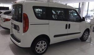 2021 Model Fiat Doblo Fiyatları ve Özellikleri