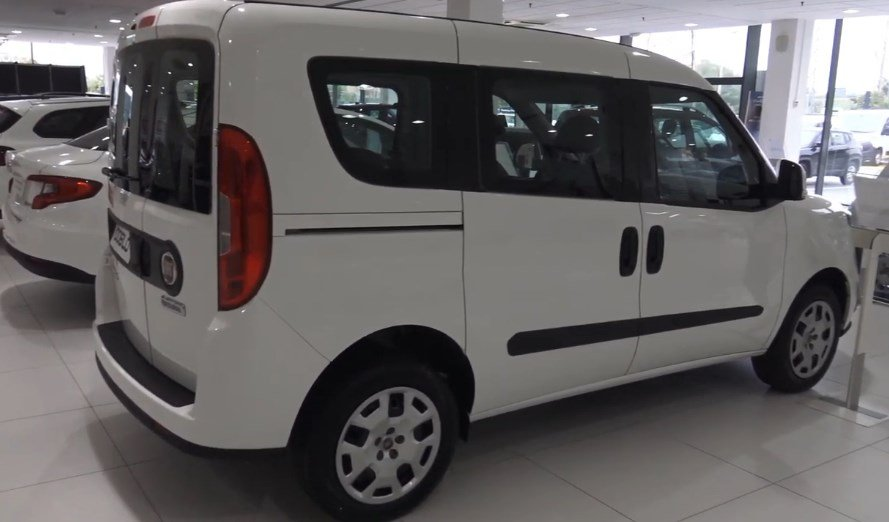 2021 Model Fiat Doblo-yakit-tuketimi