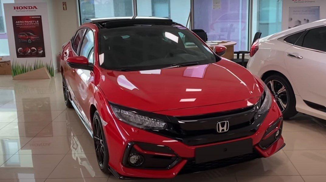2021 Model Honda Civic Fiyatlari-2021