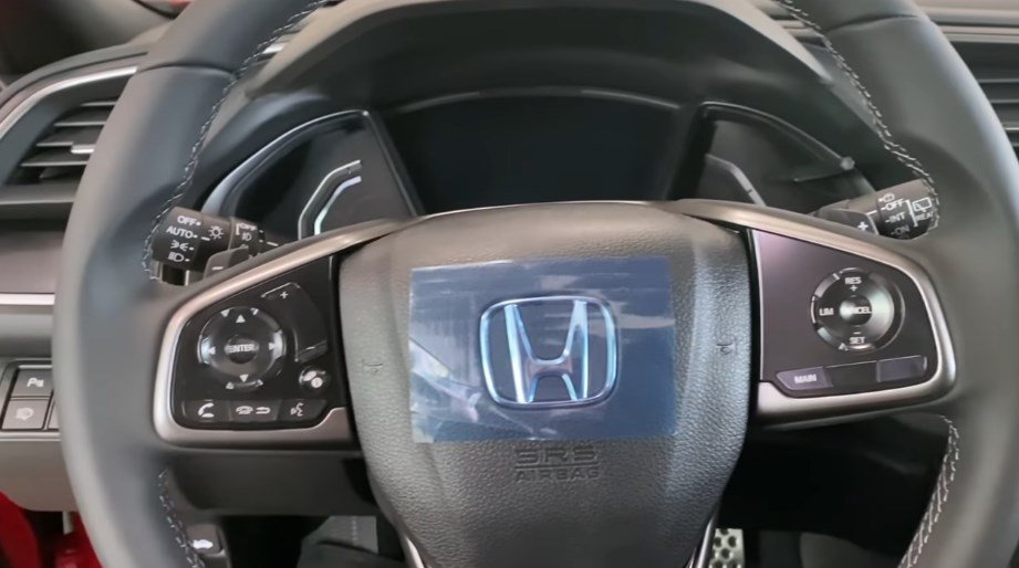 2021 Model Honda Civic-ic-tasarim
