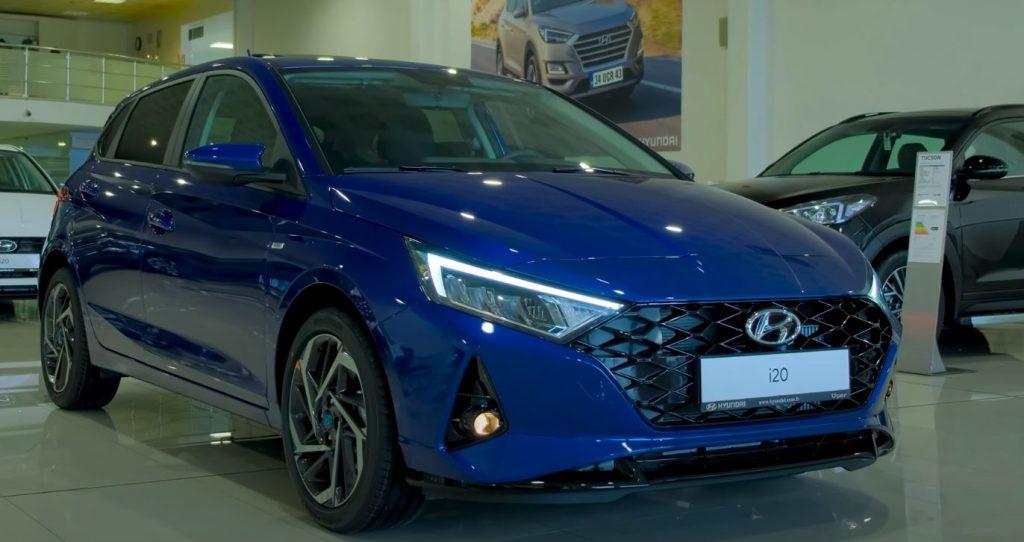 2021 Model Hyundai i20 Fiyatı ve Özellikleri