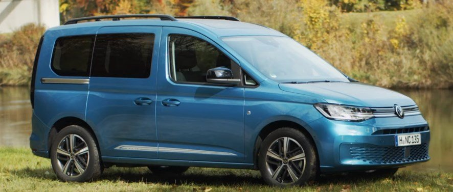 2021 Model Volkswagen Caddy-Tasarimi