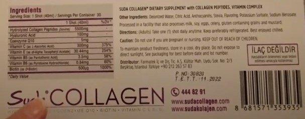 suda-collagen-icerigi-nedir