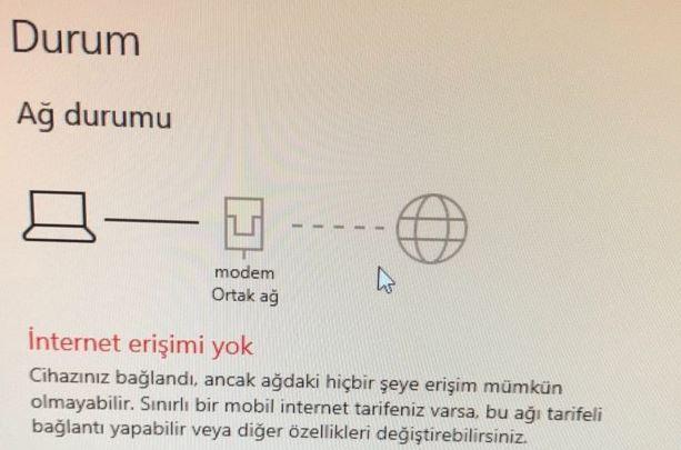 Wifi Ağ Bağlantılarını Sıfırlama (Wifi Ağ Bağlantı Sorunlarını Giderme)