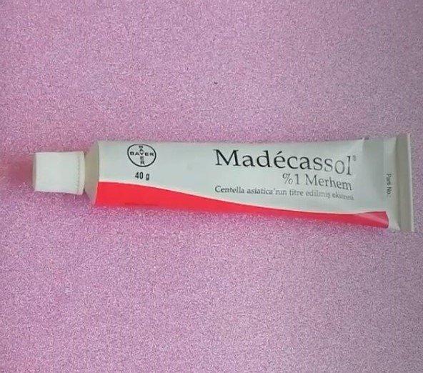 Madecassol Krem-faydalari